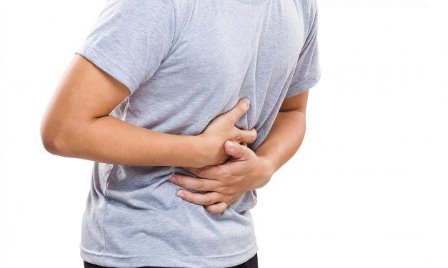 Calculs biliaires ou des petits cailloux dans la vésicules pouvant beaucoup faire souffrir