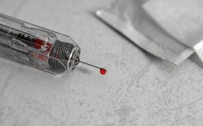 Combien coûte une prise de sang sans ordonnance ?